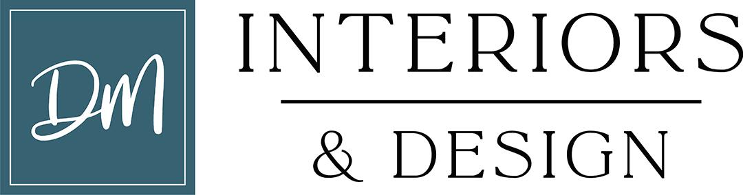 DM Interiors & Design Logo